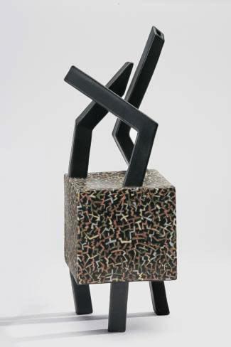 Jordi Marcet / Rosa vila D'abadal -- Energizing-Stoneware1260c