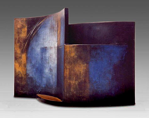 Carme Collell-ceramic-abstract-from-1988