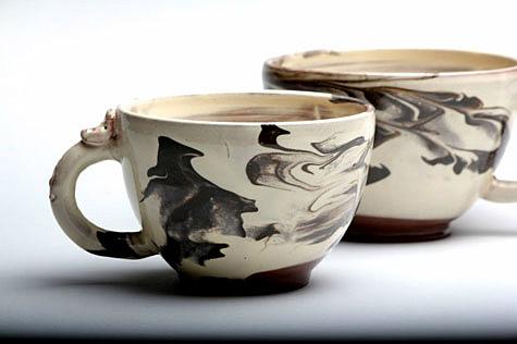Angela Walford-ceramic cups
