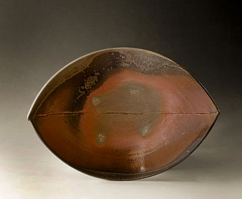 Leaf Plate small woodfired
