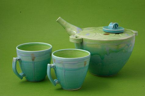 Tea set - Angela Walford