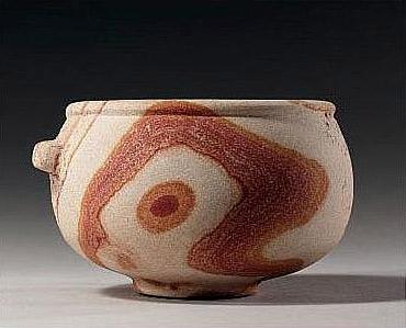 Minoan Marble Bowl