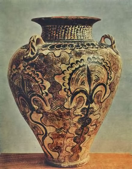 Minoan Art Ceramics And Pottery Arts And Resources