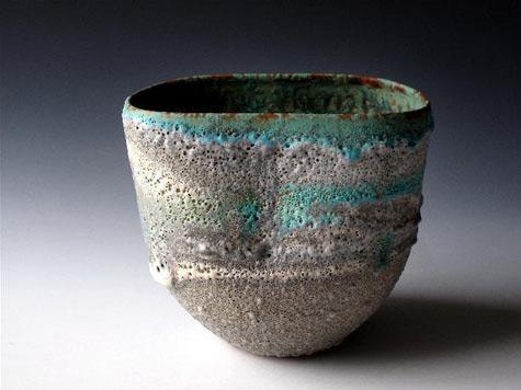 ceramic tea bowl Katrina Pechal
