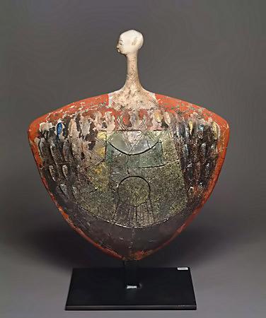Etiye Dimma Poulsen pottery sculpture