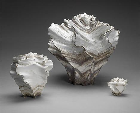 Koike Shoko sculptural ceramic