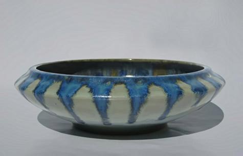 Pierrefonds Stoneware Dish