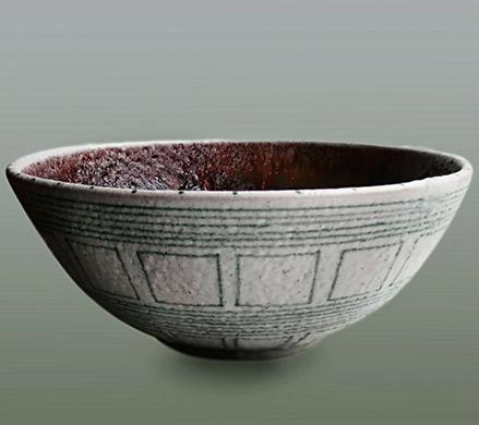Massive Guido Gambone Ceramic