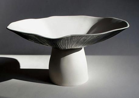 Mushroom-Bowl - John Newdigate