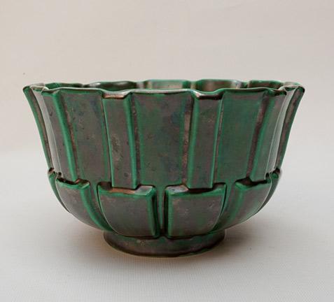Swedish Art Deco bowl