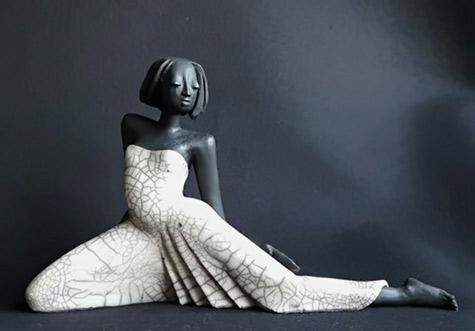 art keramik-venus -Margit Hohenberger