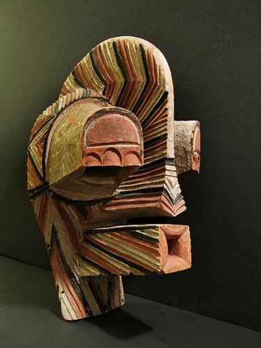 Afrian-mask
