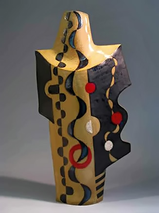 Gary Schmidt abstract vessel