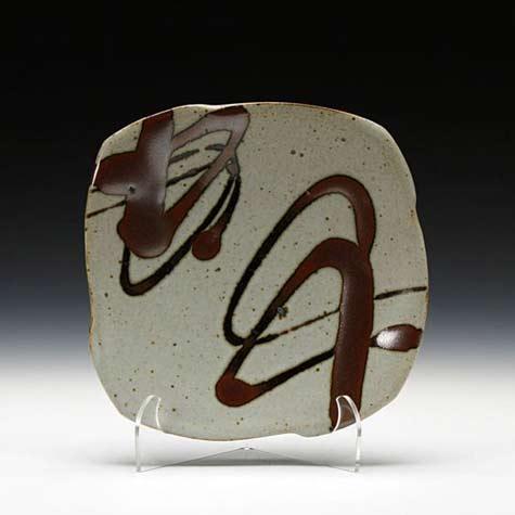 Guillermo-Cuellar ceramic plate