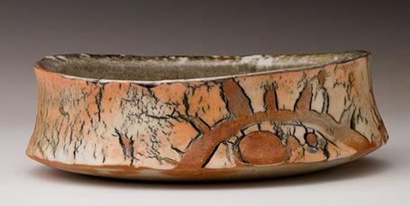 James Whiting -- Porcelain Bowl