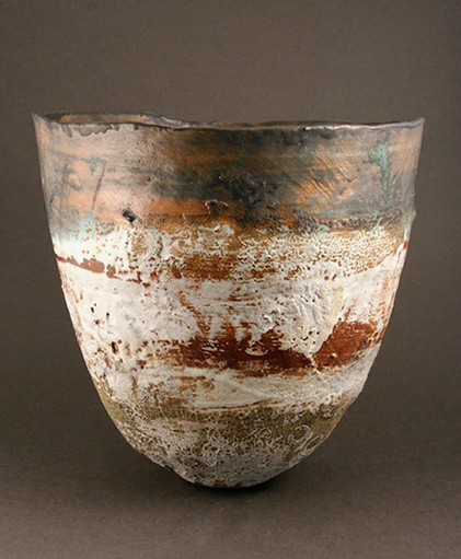 Large Conical Bowl Rachel Wood