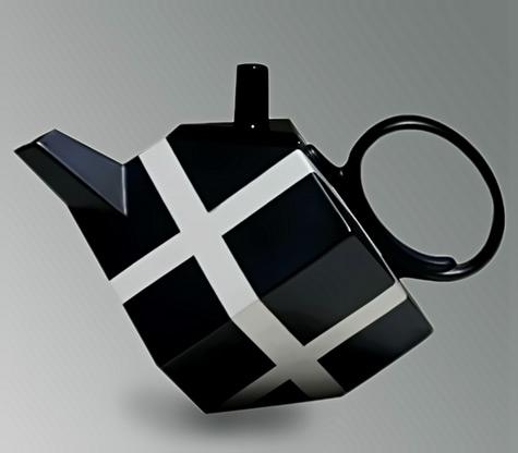 Rolf Sinnemark Tea Pot