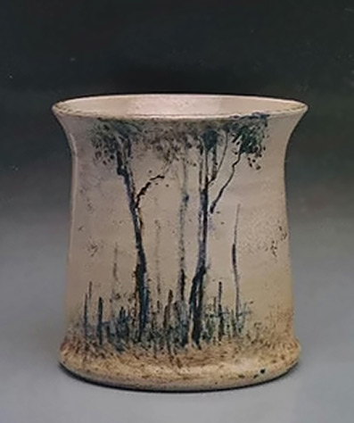 Vase Decoration by Doris Boyd