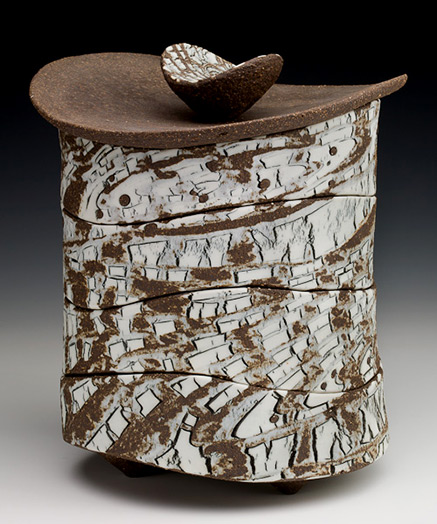 James Whiting - stacked bowls