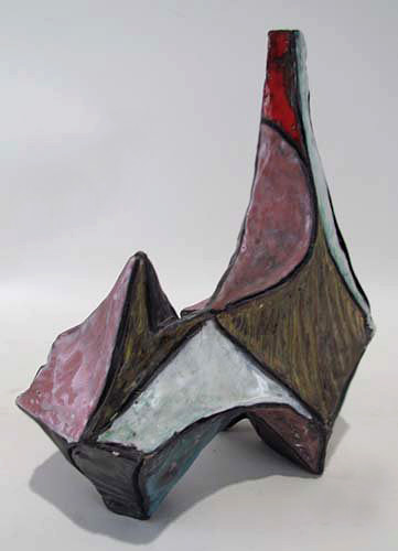 Fantoni abstract sculpture