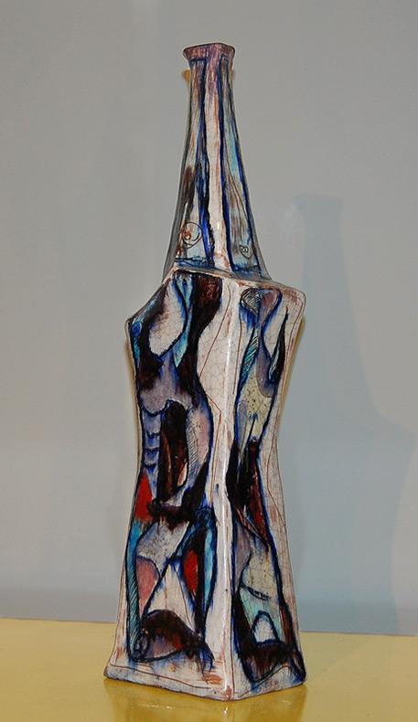 Fantoni modernist bottle