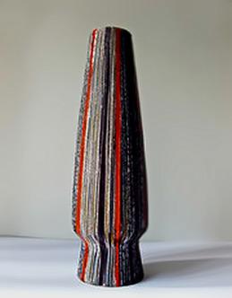 Fantoni Italian pottery vase