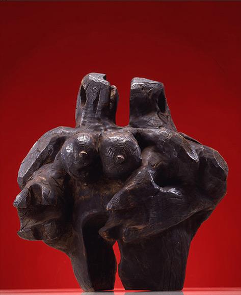 Akane Teshigahara Vinasu sculpture 1957 Bridgestone Museum