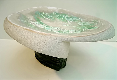 Christine Ladeveze French contemporary ceramic