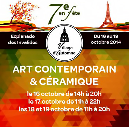 7th contemporary art fete