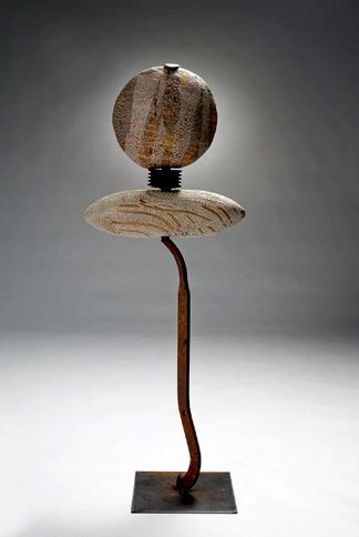 Emerge Ros Auld sculpture