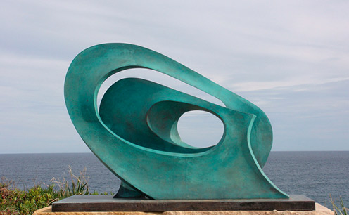 Abstract---Sculpture Wave by Blaze Krstanoski Blazeki