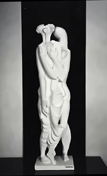 Plaster-Sculpture-El'll-thi
