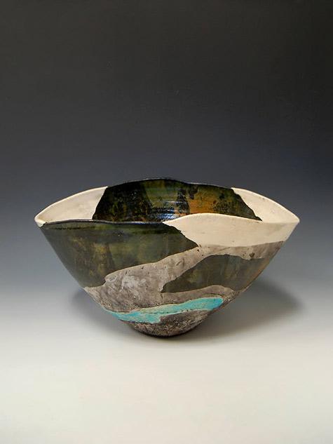 Wayne Higby - Untitled Bowl
