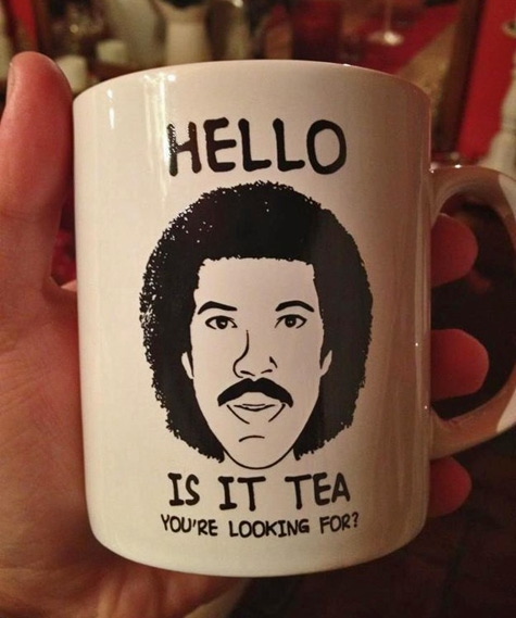enhanced-Lionel Richie tea mug