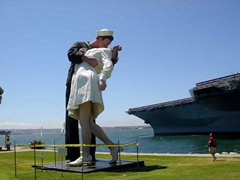 The Kiss - San Diego