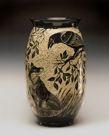 Teresa Wooden - Stone Forest Pottery