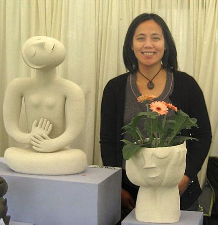 Chiu-i-Wu sculpture artist