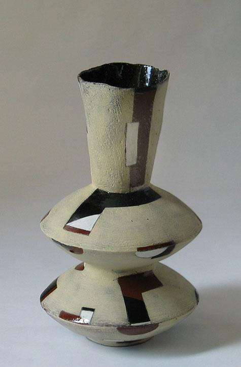 Clementina van der Walt  contemporary vase