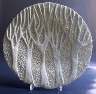 Rika Herbst ceramic dish