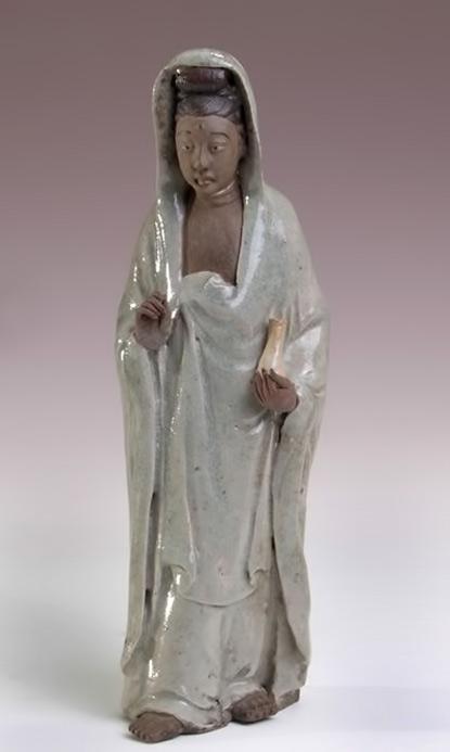 Huo-Jin Chinese figurine