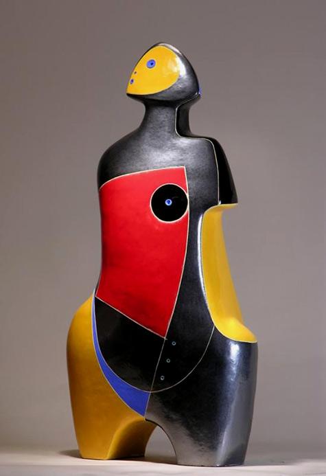 Mary Ann Prack modernist sculpture