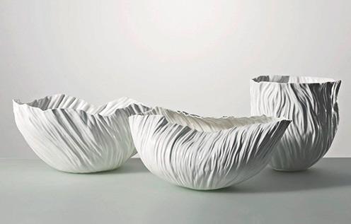Original design ceramic vase---ADELAIDE by Xie Dong---DRIADE