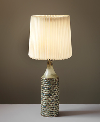 AXEL JOHANN SALTO -ceramic lamp base 1968