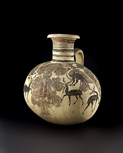 Cypriot vessel 700-600BC
