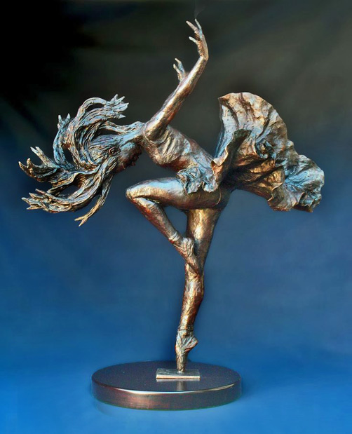 Dancer-by-Barry-Jackson-Bronze-Sculpture-Prima-Ballerina