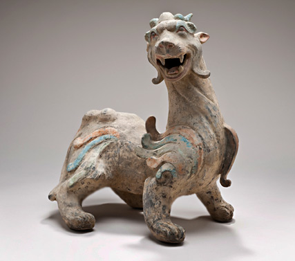 Funerary Sculpture of a Chimera China, Eastern Han dynasty, 25-220AD