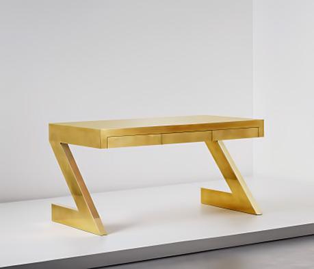 Gabriella Crespi-modernist table