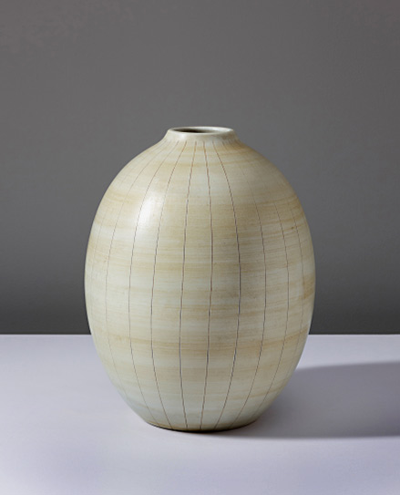 'Miranda' vase, designed 1938 for Rorstrand Sweden