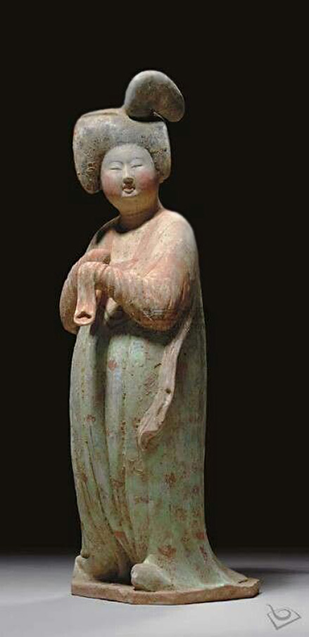 Tang Dynasty figurine