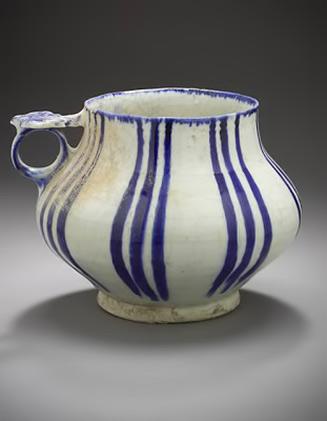 Persian Tankard,12th or 13th century Ceramic;